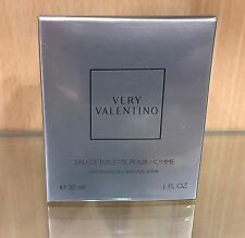 Very Valentino EDT pour Homme 30 ml. DISCONTINUADA. DISCONTINUED VINTAGE