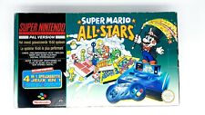 Super Nintendo / SNES Mario All Stars Set [FAH] Compete ► Very Good Condition ◄