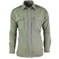Original Croatian army shirt RipStop long sleeves OD olive Croatia military