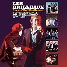 Dr Feelgood Lee Brilleaux Rock N Roll Gentleman 75-93 LP Vinyl European