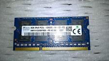 Mémoire Sodimm RAM Hynix 8GB 2Rx8 PC3L-12800S-11-13-F3 HMT41GS6BFR8A-PB Testée