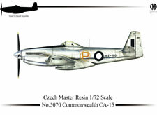 Czech Master in resina 1/72 Commonwealth CA-15 # 5070