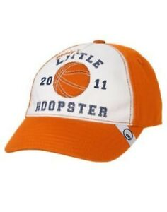 GYMBOREE SLAM DUNK  Daddy's little hoopster BASEBALL CAP HAT 0 12 24 2 3 4 5 NWT