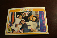 1978 Topps NFL #200 Walter Payton - Mint