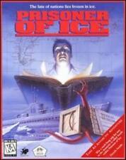 Prisoner of Ice MAC CD World War II Antarctica mystery powers adventure game!