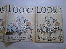 Look! Zhenya Gay, DJ, 9th Printing, 1966