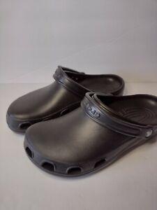 Black Men's Classic Crocs Size 10 12