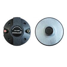 Staraudio Pair 2400W 44Mm Dj Titanium Compression Screw-On Horn Driver Tweeters