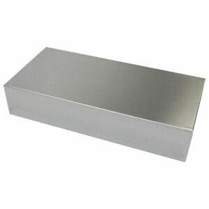 Hammond 1444-1573 Aluminium Chassis 381x178x76mm Natural