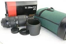 für Nikon Sigma EX 70-200 mm 1: 2.8 D APO HSM OVP (box)