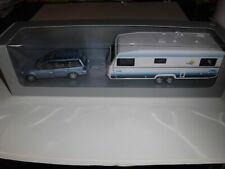 Schuco 1:43/VW Passat Variant/combi b5 u. caravanas/Caravan polar 730 GSE inovp
