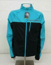 Performance Bicycle Elite Zonal Softshell Jacket Teal/Black XL NEW $120