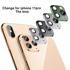 Phone Rear Camera Lens Protector Ring Cover  for iPhone 11 Pro Max Mgic