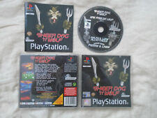 Sheep, Dog 'N' Wolf PS1 (COMPLETE) Sony PlayStation black label