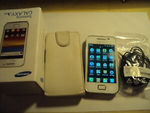 Samsung Galaxy Ace GT-S5830i - White UNLOCKED
