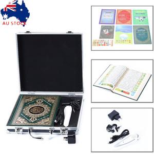 Digital Quran Learning Pen 8GB Islamic Muslim Beginner Learning Holy Quran Set
