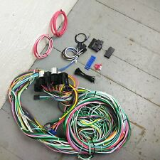 1966 - 1970 Ford Falcon Wire Harness Upgrade Kit fits painless compact terminal