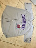 Tournevent Of Champions Button Up Jersey Four Winds Casino