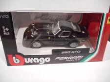 Voitures, camions et fourgons miniatures noir Ferrari 1:43