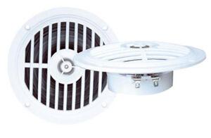 "Pyle Plmr57w 5 "" Dual Cone Waterproof Stereo Speaker System"