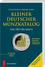 Kleiner deutscher Münzkatalog von Gerhard Schön (2021, Taschenbuch)