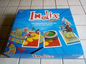 INDIX JUNIOR - édition University Games de 2005 - Que suis-je ? Où suis-je ?