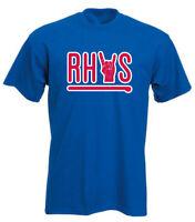 "Rhys Hoskins Philadelphia Phillies ""Home Run Rock Out"" T-Shirt"