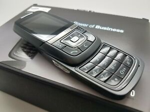 VGC Boxed Unlocked Samsung SGH D600 Charcoal Grey Mobile Phone Matching IMEI