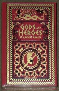 GODS & HEROES OF ANCIENT GREECE LEATHER GIFT EDITION ANDORMEDA Odysseus NEW