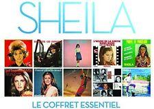 Coffret Essentiel - 10 DISC SET - Sheila (2016, CD NEUF)