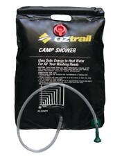 Oztrail Pioneer Solar Shower Outdoor Camping