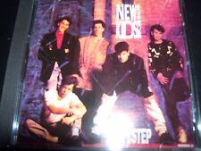 New Kids On The Block Step By Step Rare Australian CD Single – Like New