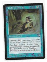 Magic the Gathering x4 4x Thalakos Scout LP//NM Exodus