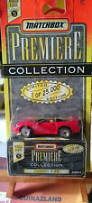 Matchbox Premiere Camaro Z-28 rouge Limited Edition  (CP10)