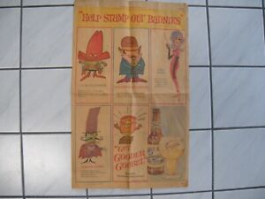 GOEBEL BEER newspaper ad