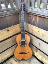 Antique circa 1860's Romantic Period Acoustic Parlor guitar Beautiful & restored