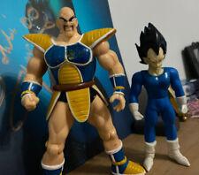 Nappa & Vegeta Dragonball Z Gt Action Figures Toys Rare