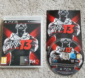 PS3 Game W13 GREAT DISC FAST FREE UK POST