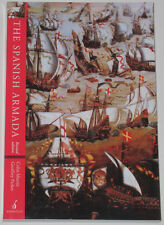 SPANISH ARMADA HISTORY England Spain Invasion Fleet 1588 Naval Battles Elizabeth