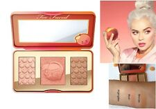 Too Faced SWEET PEACH GLOW Highlighter Palette Eye Shadow New Makeup