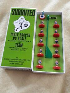 Subbuteo total soccer teams Athletco Madrid