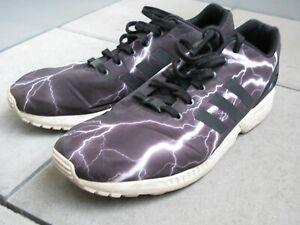 Adidas ZX Flux Lightning EUR 49 1/3, US 14 used, getragen, rar, selten