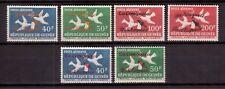 GUINEA 1962 MINT NH SET # C35/38, LA CONQUETE DE L'ESPACE !!