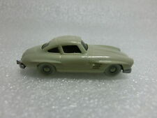 1:87 Wiking 230/2 Mercedes 300 SL Coupe hellgelbgrau (RC1/3)