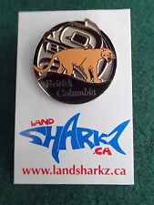 """British Columbia Cougar Landsharkz Geopin - 1"""" Brand New"""