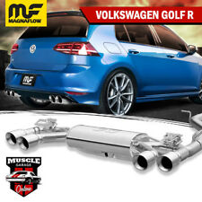19165 2015-2017 VOLKSWAGEN GOLF R 2.0L TURBO Magnaflow Cat-Back Exhaust System