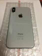Apple iPhone X HOUSING SILVER/WHITE WITH PARTS ORIGINAL GENUINE