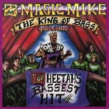 DJ MAGIC MIKE - Cheetah's Bassest Hits (CD 1993) USA First Edition MINT HTF! OOP