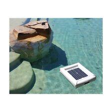 Floating Solar 5000 Gallon Pool or Spa 30-watt Solar Pump and Filter System