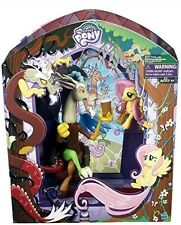 My Little Pony Friendship is Magic Discord and Fluttershy SDCC 2016 Exclusive